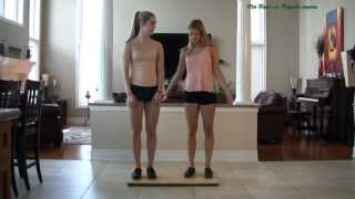 Tap Dance Tutorial - Tap Basics for Kids -Adults