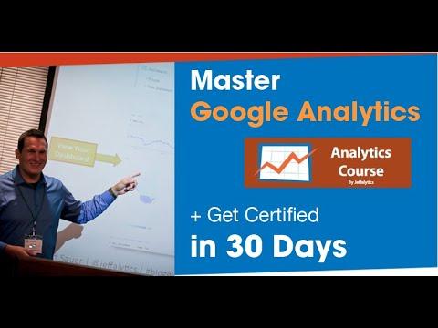 ►► Google Analytics Crash Course | Analytics Course Review - Jeffalytics