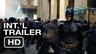 The Dark Knight Rises - The Dark Knight Rises International Trailer (2012) Christopher Nolan Batman Movie HD