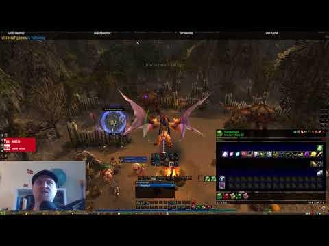 Lore of Nerds - World of warcraft leveling a shaman US (day7)