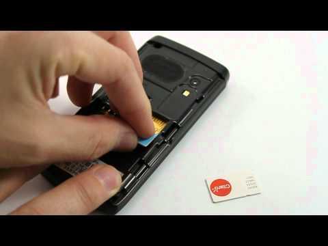 Tutorial Azumi A2: instalar dual SIM 2