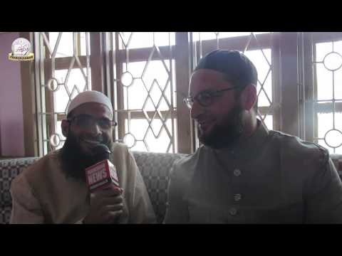 Interview with Asaduddin Owaisi And K. Rahman Khan - Ek Mulaqhat Fikrokhabar ke Saath - Episode 2