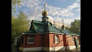 Храм прп. Серафима В Кунцеве's broadcast