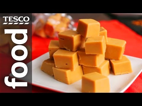 How to Make Fudge | Tesco Food
