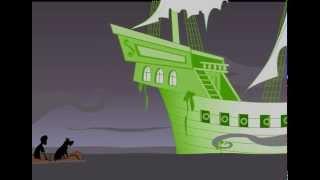 Игра скуби ду прохождение пиратский корабль