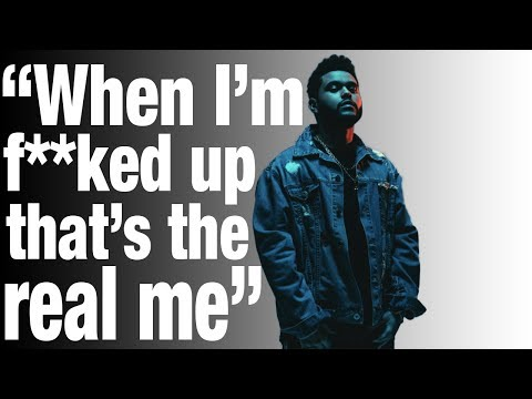 How The Weeknd Writes Lyrics