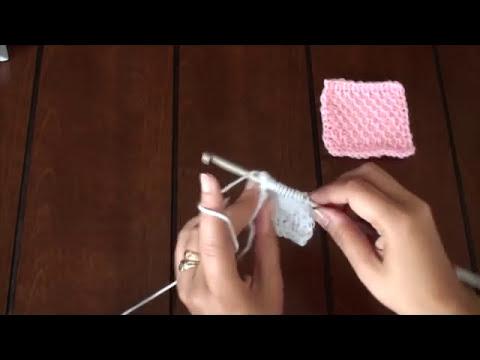 Crochet Tunecino  : Punto # 4
