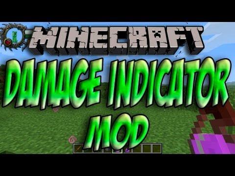 Minecraft 1.5.2 - Como Instalar DAMAGE INDICATOR MOD - ESPAÑOL [HD] 1080p