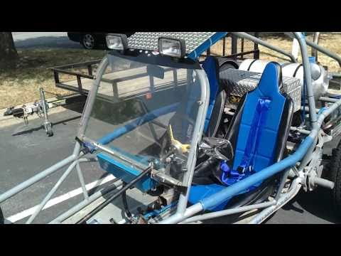 1971 VW Sand Rail Dune Buggy
