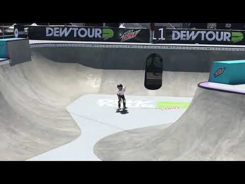 GAVIN BOTTINGER DEW TOUR LONG BEACH BOWL AM JAM