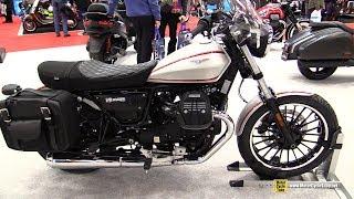 2019 Moto Guzzi V9 Roamer - Walkaround - 2019 Quebec Motorcycle Show