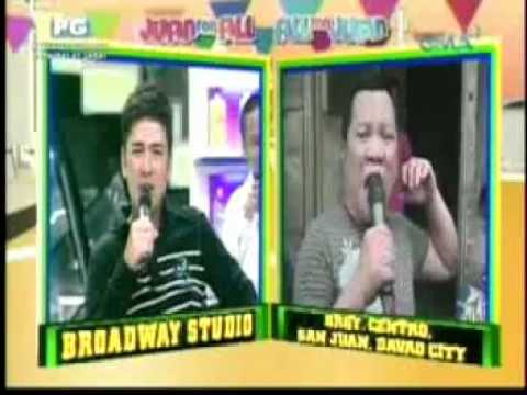 PAULEEN LUNA NAG COLLAPSED ON AIR (FEB 13, 2012) sa JUAN 4 ALL, ALL 4 JUAN PART 3