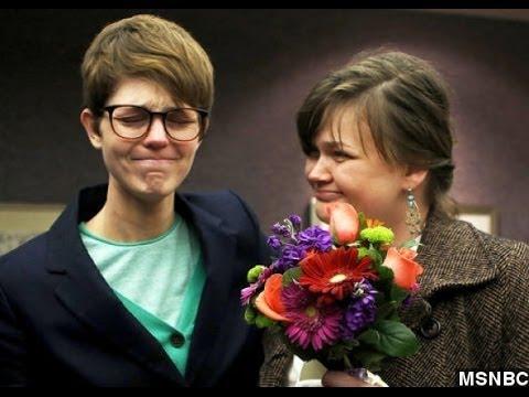 Holder: Utah Same-Sex Marriages Recognized Under Federal Law