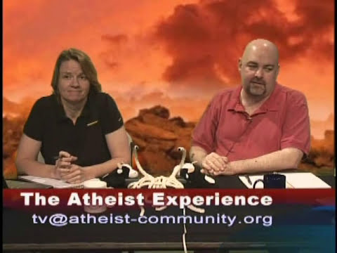 Atheist Experience #603: Viewer Email