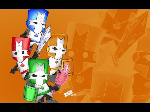 Castle Crashers - 1/ 3 Silahşörler!!!