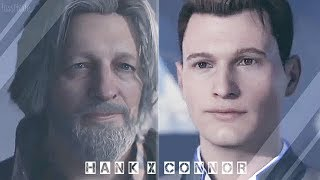 hank + connor \\ idfc \\ hannor