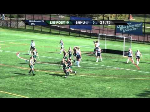 Highlights: Field Hockey vs. LIU Post