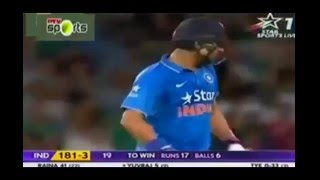 India vs Australia T20 WC 2016 Full Match Highlights 27th March 2016