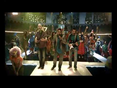 De Ghuma Ke (Original Video) - The Official ICC Cricket WC 2011 Anthem