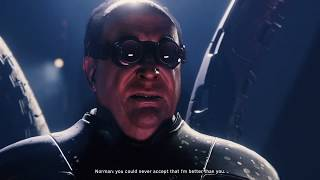 Spider Man Ps4 2018 Ending Final Boss Fight With Doctor Octopus And Secret Ending