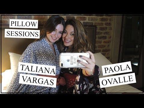 Taliana Vargas en Pillow Sessions