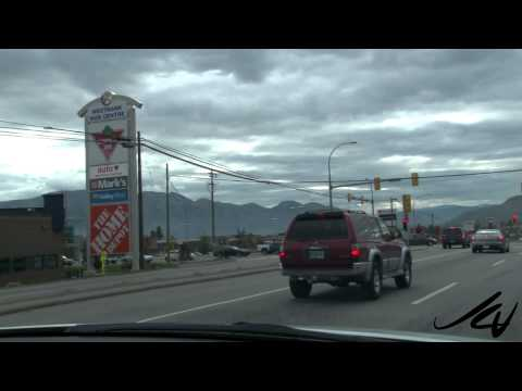 Kelowna British Columbia Smog  -  Air pollution leading cause of cancer, UN -   YouTube