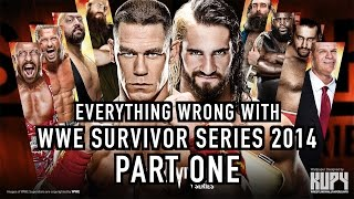 Episode #183: Everything Wrong With WWE Survivor Series 2014 (PART ONE)