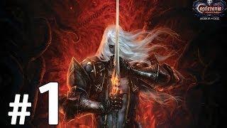Castlevania LOS: Mirror of Fate | Prólogo - Acto I Simon | Capitulo 1