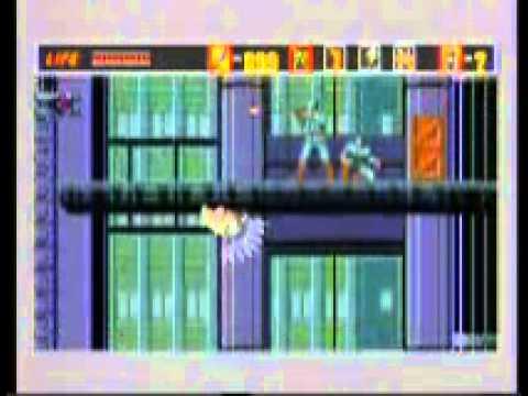 The Revenge Of Shinobi Sega Mega CD Gameplay 13 - Classic Retro Game Room