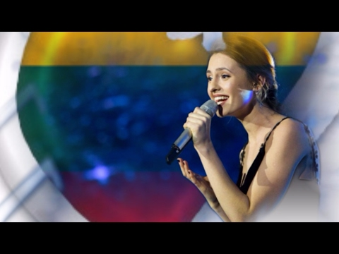 """Ieva Zasimauskaitė pasirodė su daina """"You saved me"""""""