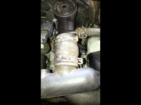 2000 lincoln Ls 3.9L V8 thermostat replaced