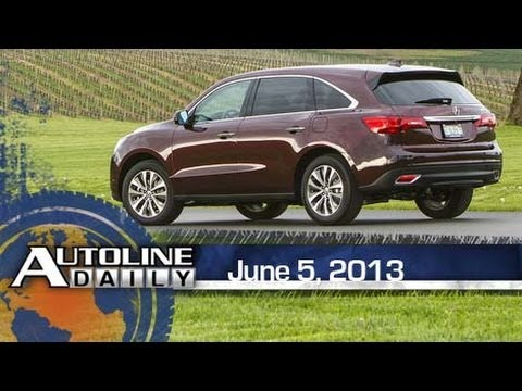 First Look: 2014 Acura MDX - Episode 1148