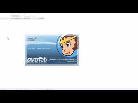 como instalar y registrar dvdfab 8.1.0.5