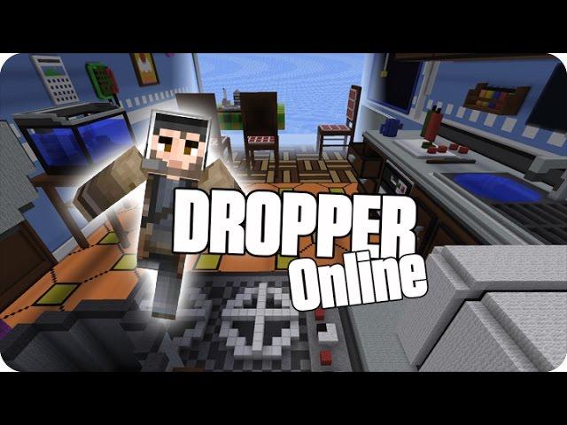 ¡MIS NUEVOS PODERES! | Dropper Online Minecraft