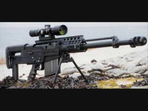 francotiradores modernos
