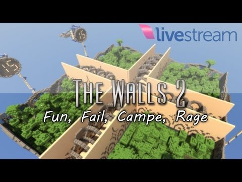 Live Des Potes #1 | The Walls 2 [REDIFFUSION]
