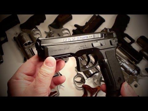 Top 10 Handguns - 2011