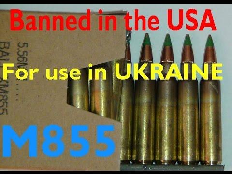 US M855 Ammo Ban Foretells Mobilization To Ukraine