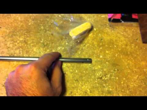 DIY Dollar Store iPad Stylus. iPhone Stylus. iTouch Stylus.