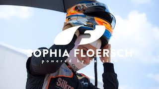 Sophia's VLOG #19 /  P4 @Hungaroring - my best F3 result on the 3rd race weekend of F3R (FREC)