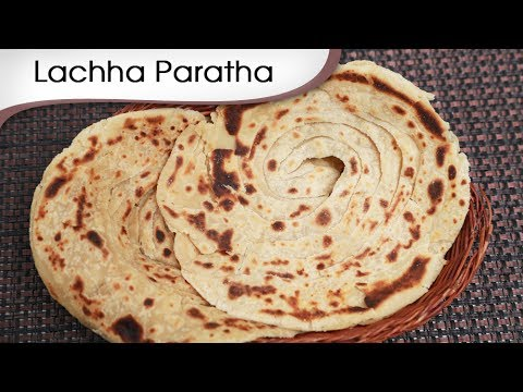 Lachha Paratha - Indian Flat Bread Recip...