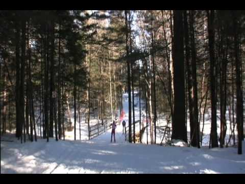 Nordic Ski Resort in New York