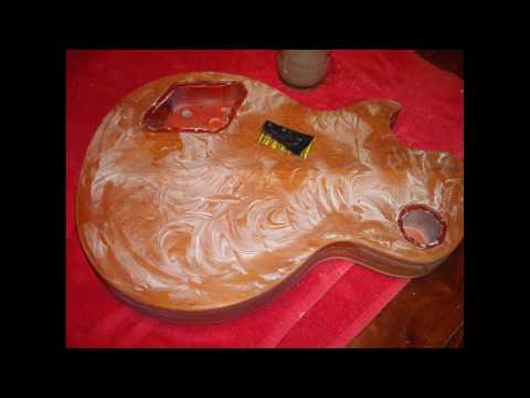 Gibson Les Paul Gold Top Refinish