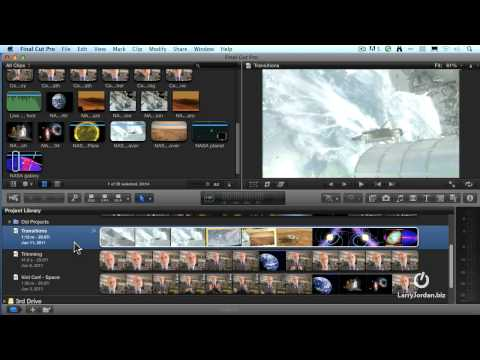 How to Share a Movie to an Apple Device in Final Cut Pro X