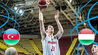 Азербайджан до 18 : Венгрия до 18