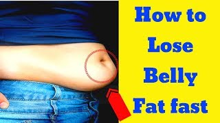 15 Amazing Ways To Lose Belly Fat Overnight Permanently