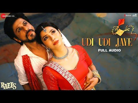 Udi Udi Jaye - Full Audio | Raees | Shah Rukh Khan & Mahira Khan | Ram Sampath