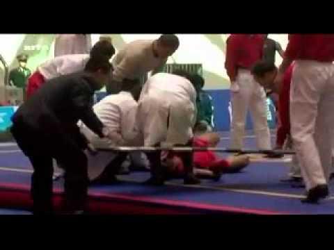 wushu SANDA sanshou (shaolin boxing)