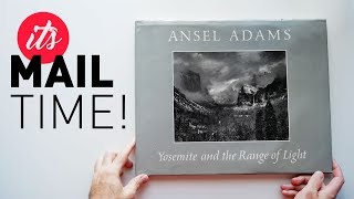 4 Landscape Photography BOOKS Unboxed & Reviewed - MAIL TIME!