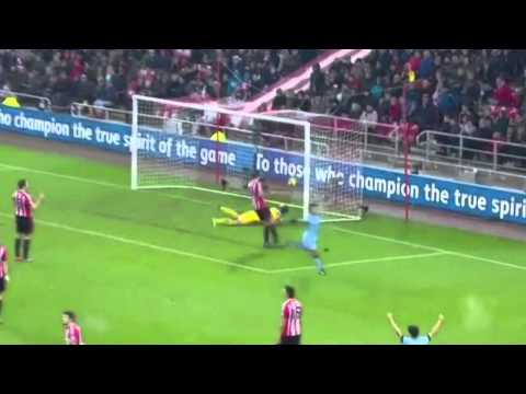 Sergio Aguero All Goals 2014-2015 with Commentary